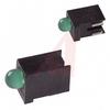 LED; Green; 10 mcd (Typ.) @ 20 mA; Surface Mount; Wire Leaded; 80 deg; 20 mA -- 70127524