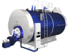 Oil/Gas-Fired Steam Boiler -- Aalborg 3-Pass