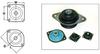 Rubber Plate Mounts (inch) -- A10Z40-1280C