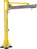 Standard Floor Mount Jib Crane -- Free-standing 270º -Image
