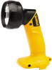 12V Cordless Pivoting Head Flashlight -- DW904 - Image