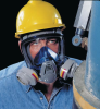Advantage 3000 Full Face Respirators - 3200 w/ rubber harness > SIZE - S > UOM - Each -- 10028996