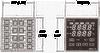 Digital Indicating Temperature Controller -- Model 16A