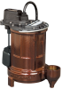 1/3 hp Cast Iron Submersible Sump/Effluent Pump -- 250-Series
