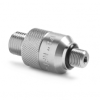 "1/8"" male NPT QD (Quick-connect) Adapter, S.S. -- QTHA-1MS0-QD -- View Larger Image"