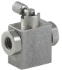 Ultra Miniature Selector Ball Valve -- MBVT-1010-303