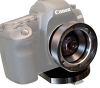 Zunow PL Mount for the Canon EOS 5D camera -- PL-5D