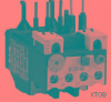 Fixed Bimetallic Heater-Adjustable Relay 0.6-1.0 FLA C IEC XT-DP Series -- 78211697813-1