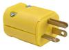 Pass & Seymour® -- MaxGrip M3 Plug, Yellow - PS5364Y