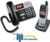 AT&T; 5.8 GHz 2-Line Corded/Cordless Telephone with.. -- EP5962