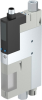 Vacuum generator -- OVEM-14-H-B-GO-OE-N-2P -Image