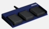 Foot Switch with Thermoplastic Enclosure -- KF 3