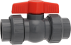 Manual Ball Compact Valves -- QTA Series