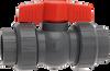 Manual Ball Compact Valves -- QTA Series -- View Larger Image