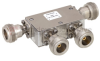 Dual Junction Circulator N Female With 40 dB Isolation From 7 GHz to 12.4 GHz Rated to 5 Watts -- FMCR1022 -Image