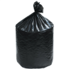 "22 1/2""  x 24 1/2"" - Black Can Liners -- LBF2325HB - Image"