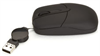 USB 2.0 Optical Mouse with Retractable Cable -- RET-USB2MOUSE