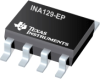 INA129-EP Enhanced Product Precision, Low Power Instrumentation Amplifiers -- INA129MDREP - Image
