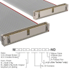 Rectangular Cable Assemblies -- M3KKK-5036J-ND -Image