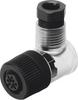 Angled plug socket -- SIE-WD-TR - Image