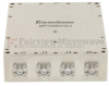 4 Way Broadband Combiner SMA Interface from 1 GHz to 6 GHz -- MPP1K06K0100-4 -Image