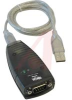 USB Serial Serial Adapter; High Speed; Supports up to 230Kbps: 2oz -- 70101537