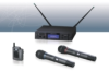 Frequency-agile True Diversity UHF Wireless Systems -- 4000 Series