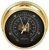 Proteus, Brass case, Black dial