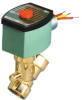 Solenoid Valve,High Temp,NC,1/2 In -- 4EMC7