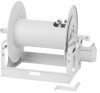 Manual or Powered Rewind Hose Reel -- 7000 -Image