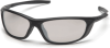 Pyramex Azera Safety Glasses with Black Frame and Indoor- -- SB4480D