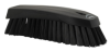 Black Scrub Brush w/Stiff Bristle -- 61993