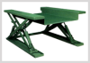 Zero-Low Scissors Lift Tables -- ZLB-5072E