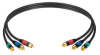 Component Video Cables, Custom Lengths -- EJ517