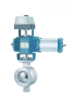 RV Series Wafer Type Segment Ball Control Valve