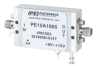 2.1 dB NF Low Noise Amplifier, Operating from 10 MHz to 800 MHz with 60 dB Gain, 19 dBm Psat and SMA -- PE15A1065 -Image