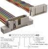 Rectangular Cable Assemblies -- M3AWK-1640K-ND -Image