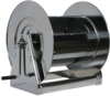 Stainless Steel Hand Crank Hose Reels -- EHS37000 L12DX