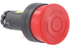 Switch,Pushbutton,E-STOP,2NC,PLASTIC BEZEL,40MM HEAD,UNIBODY CONSTRUCTION -- 70172703 - Image