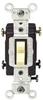 TOGGLE SWITCH DOUBLE POLE 20 AMP IVORY -- IBI400337
