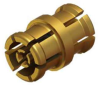 Coaxial Connectors (RF) - Adapters -- 1138-4001TR-ND -- View Larger Image