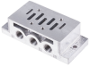 Manifold Bases, Sub Bases & End Bases for Pneumatic Control Valves -- 1215697.0
