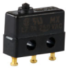 MICRO SWITCH SX Series Subminiature Basic Switch, Single Pole Double Throw (SPDT), 250 Vac, 7 A, Pin Plunger Actuator, Solder Termination -- 4SX1-T -Image