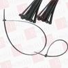 SHAMROCK 534190B ( CABLE TIES YKB-190 - PKG 100PC ) -Image