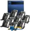 Panasonic KX-TDA200 Hybrid IP PBX Telephone System with.. -- KX-TDA200DT9