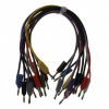 Test Leads - Banana, Meter Interface -- 461-1127-ND -Image