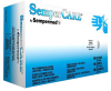 Sempermed Sempercare SCVNP Off-White X-Small PVC Powder Free Disposable Gloves - Medical Grade - Smooth Finish - 019019-30101 -- 019019-30101