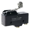MICRO SWITCH BZ Series Premium Large Basic Switch, Double Pole Double Throw Circuitry, 15 A at 250 Vac, Straight Lever Actuator, Screw Termination, Silver Contacts, UL, CSA, ENEC -- BZ-2AW822T -Image