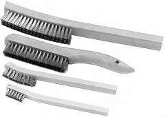 industrial brushes information