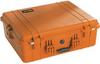 Pelican 1600 Case - No Foam - Orange   SPECIAL PRICE IN CART -- PEL-1600-001-150 -Image
